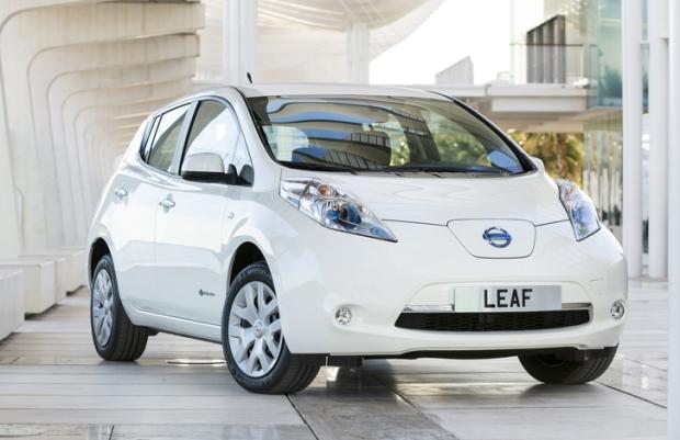 Nový Nissan Leaf kraluje prodejům v Norsku. Foto: Nissan