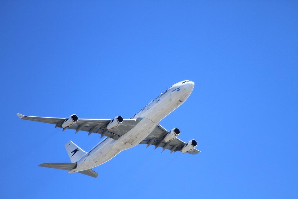 Letadlo, ilustrační foto. Pramen: ministerstvo dopravy