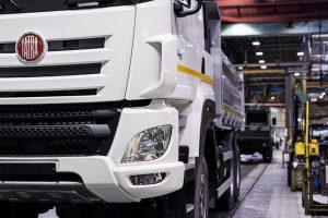 Výroba v Tatra Trucks. Foto: Tatra