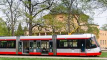 Tramvaj 14T. Foto: DPP