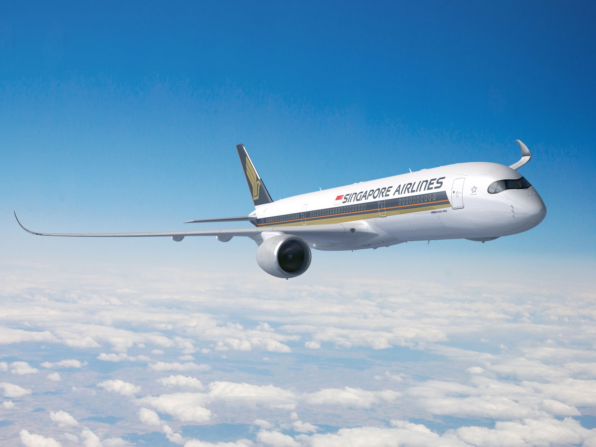 Airbus A350-900 ULR pro Singapore Airlines. Foto: Singapore Airlines