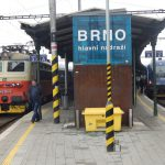 Brno, hlavní nádraží. Autor: Zdopravy.cz/Jan Šindelář