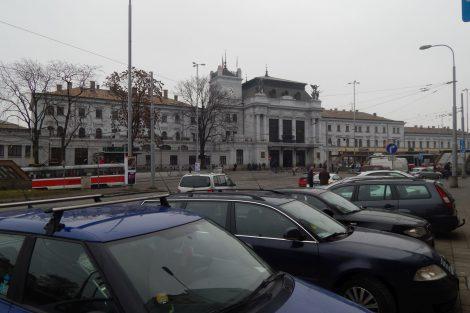 Brno. Autor: Zdopravy.cz/Jan Šindelář