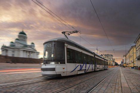 ForCity Smart Artic Helsinki. Autor: Škoda Transportation