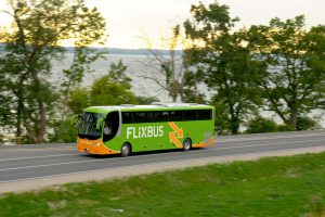 Autobus společnosti FlixBus. Foto: FlixBus