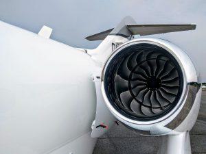 HondaJet je poháněn motory GE Honda /HF 120. Foto: Jan Sůra