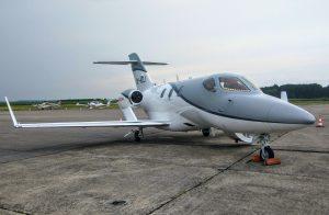 Letadlo převzal Aeropartner do své správy v dubnu, od druhé poloviny června ho zařadí do běžného provozu. Foto: Jan Sůra
