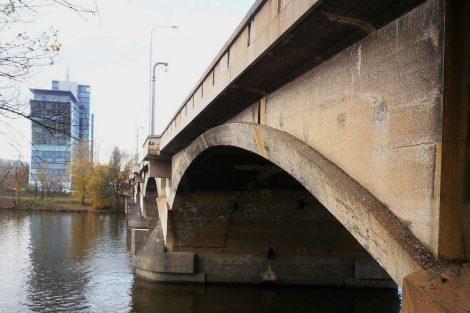 Libeňský most. Foto: TSK