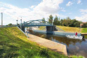 ŘVC chystá přestavbu mostů mezi Prahou a Mělníkem. Autor: Vizualizace ŘVC