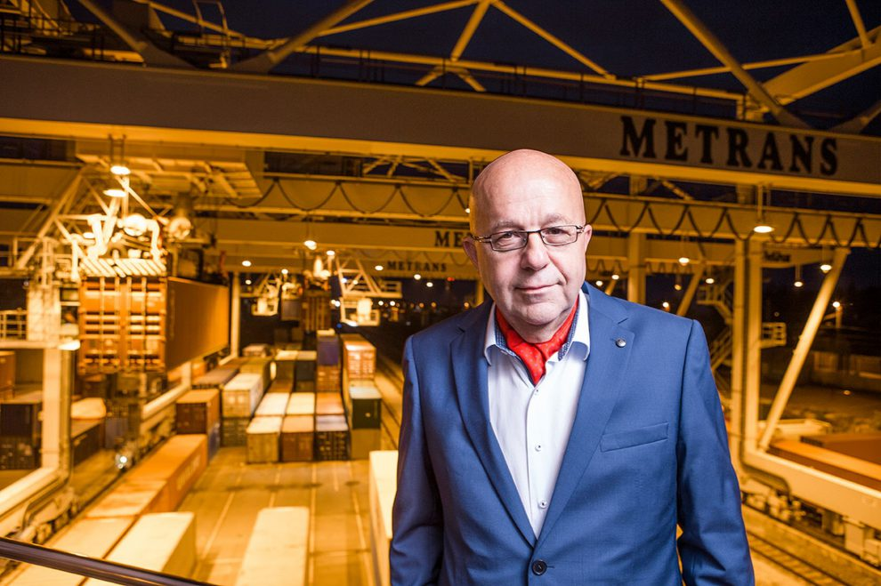 Jiří Samek. Foto: Metrans