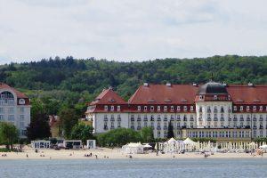 Pobřeží Baltského moře v Sopotech. Foto: Suesun/Pixabay.com