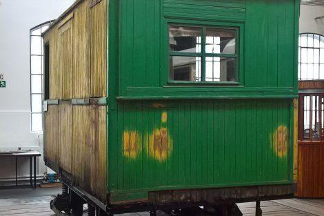 Tramvaj, sněžný pluh. Autor: Ondřej Láska, DPP