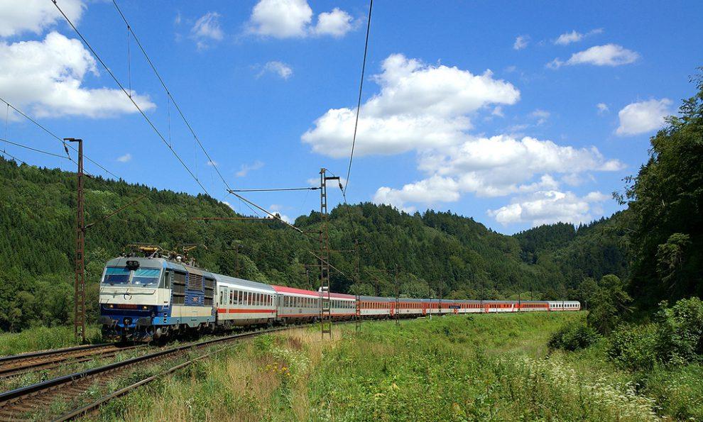 Vlak EuroCity Vindobona, Bezpráví, foto: Zdopravy.cz/Josef Petrák