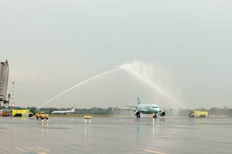 A319 Cyprus Airways, Letiště Václava Havla Praha, 1. 6. 2018, foto: Zdopravy.cz/Josef Petrák