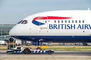 Letiště Heathrow, British Airways Boeing 787-8 Dreamliner. Autor: Heathrow Airports Ltd.
