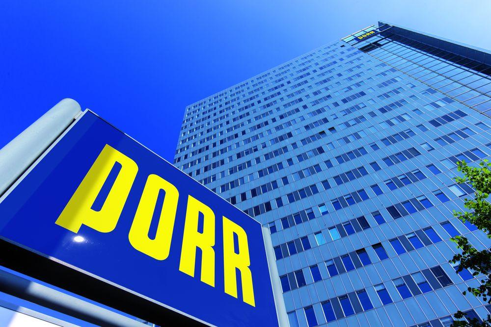 Sídlo skupiny Porr ve Vídni. Autor: Porr