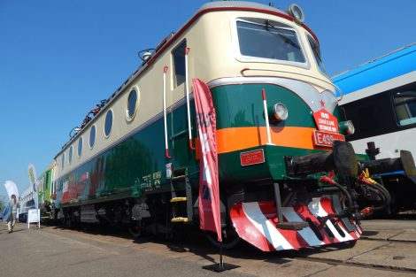 Zrekonstruovaná Bobina (140.042) společnosti IDS Cargo. Autor: Zdopravy.cz/Jan Šindelář