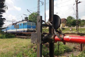 Stanice Heřmaničky připomíná historii železnice. Autor: Zdopravy.cz/Jan Šindelář