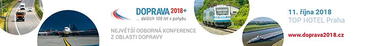 Konference Doprava 2018