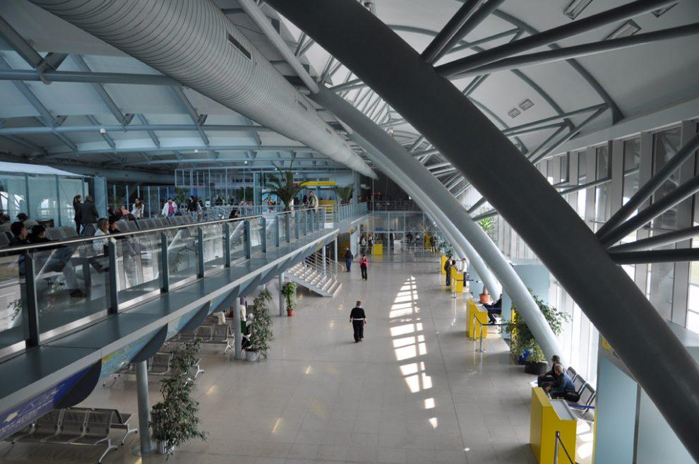 Terminál brněnského letiště. Foto: Letiště Brno
