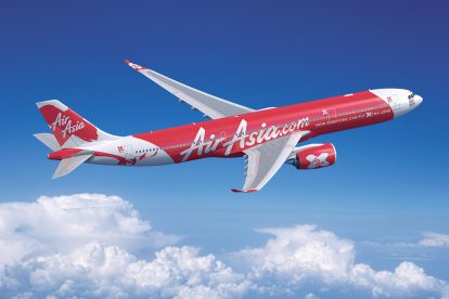 A330-900neo pro Air Asia X. Foto: Airbus