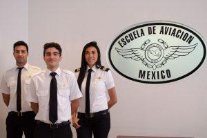 Nový program výcviku pilotů od počátku začíná Airbus v mexické škole Escuela de Aviacion. Foto: Airbus