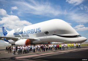 Airbus BellugaXL. Pramen: Airbus