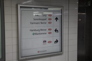 Informační cedule v Hamburku jako dobrý příklad. Autor: EY/PRO CEDOP