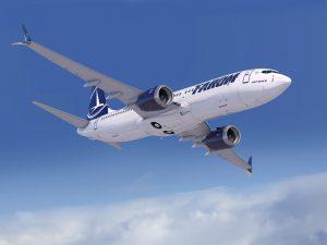 Rumunský národní dopravce Tarom rozšířil objednávku na nové Boeingy 737 MAX 8 o pět dalších kusů. Foto: Boeing
