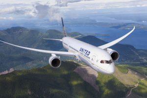 United Airlines rozšíří svoji flotilu dreamlinerů, od Boeingu koupí další čtyři kusy verze 787-9 za 1,1 miliardy dolarů v ceníkových cenách. Foto: Boeing