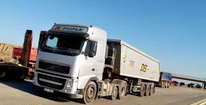 Omezení maximální hmotnosti podle Česmad Bohemia nejvíce omezí dopravce zaměřující se na přepravu materiálů pro stavebnictví. Foto: DS Chuchlík