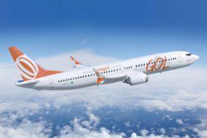 Brazilský dopravce GOL se dohodl na změně kontraktu s Boiengem a novém nákupu. Stávajících 30 objednaných 737 MAX 8 přemění na větší 737 MAX 10, k tomu ještě přikoupí dalších 15 MAX 8. Celkem tak bude mít objednáno 135 737 MAX. Foto: Boeing.
