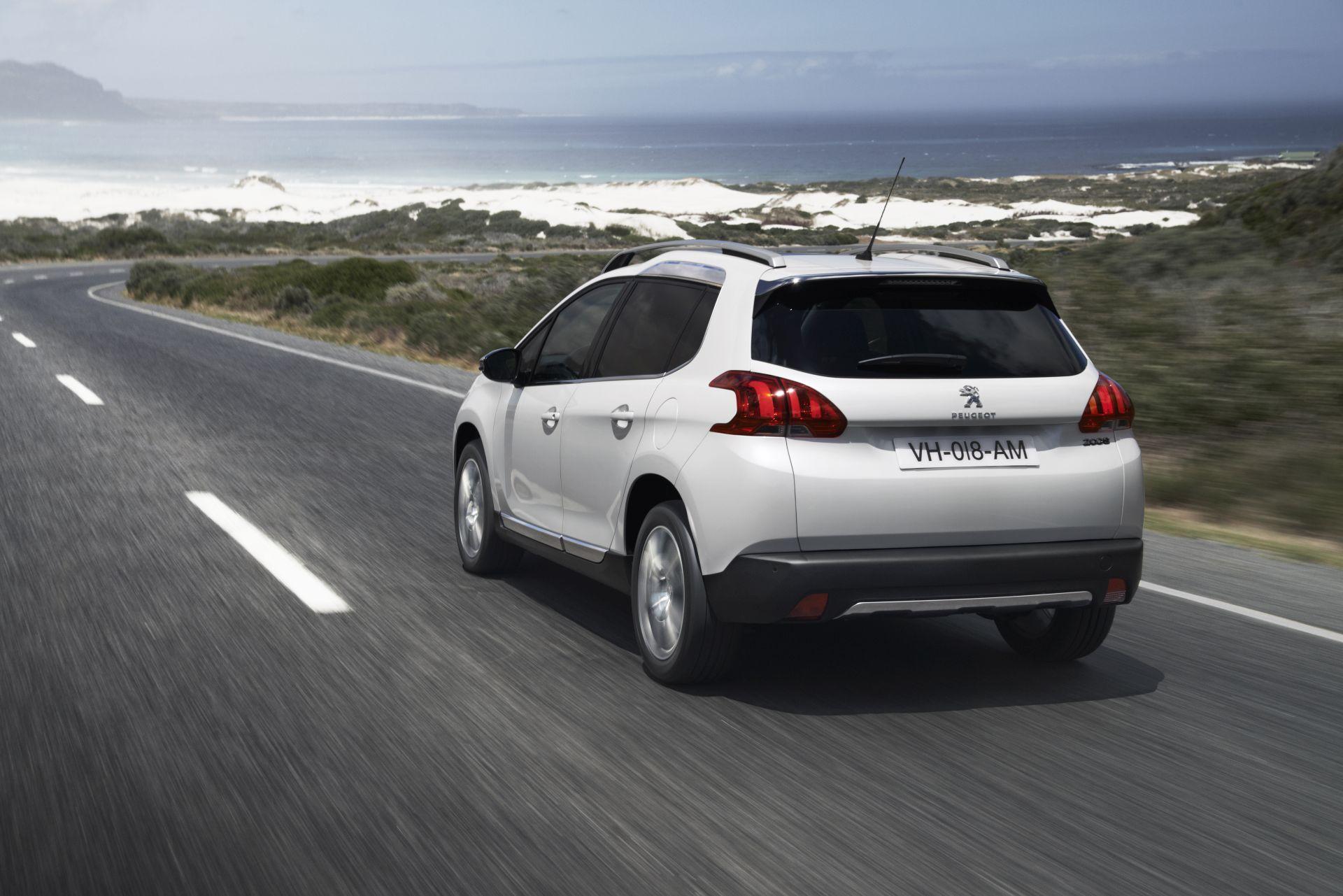Peugeot 2008 byl nejprodávanějším modelem za první pololetí 2018 francouzské automobilky na českém trhu. Foto: Peugeot