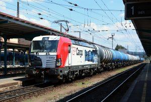 Lokomotiva Siemens Vectron pro EP Cargo Invest. Foto: Siemens