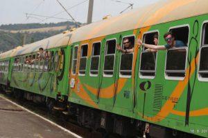 Vozy KDS, které nasadí na Festival Banát. Foto: Festival Banát