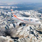 Boeing 737-800 společnosti Travel Service v nátěru SmartWings. Foto: Travel Service