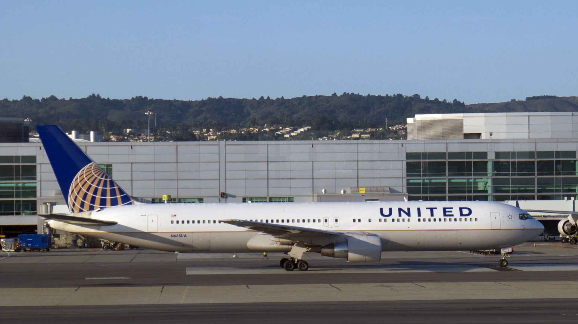 Boeing 767-300 společnosti United Airlines. Autor: United Airlines
