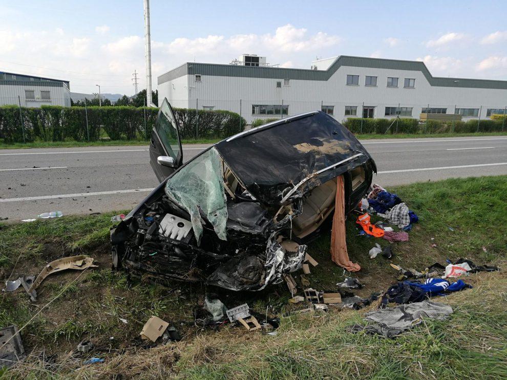 Dopravní nehoda. Ilustrační foto: Policie ČR