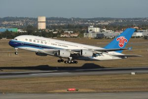 Airbus A380 v barvách China Southern Airlines. Foto: Airbus