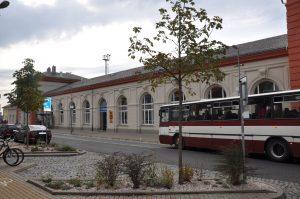 Opravné nádraží v Turnově. Autor: SŽDC