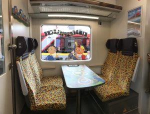 Innotrans 2018, NIM Express, dětský oddíl, zdroj: Zdopravy.cz/Josef Petrák