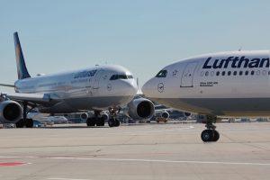 Airbusy A330 a A340 společnosti Lufthansa. Foto: Lufthansa