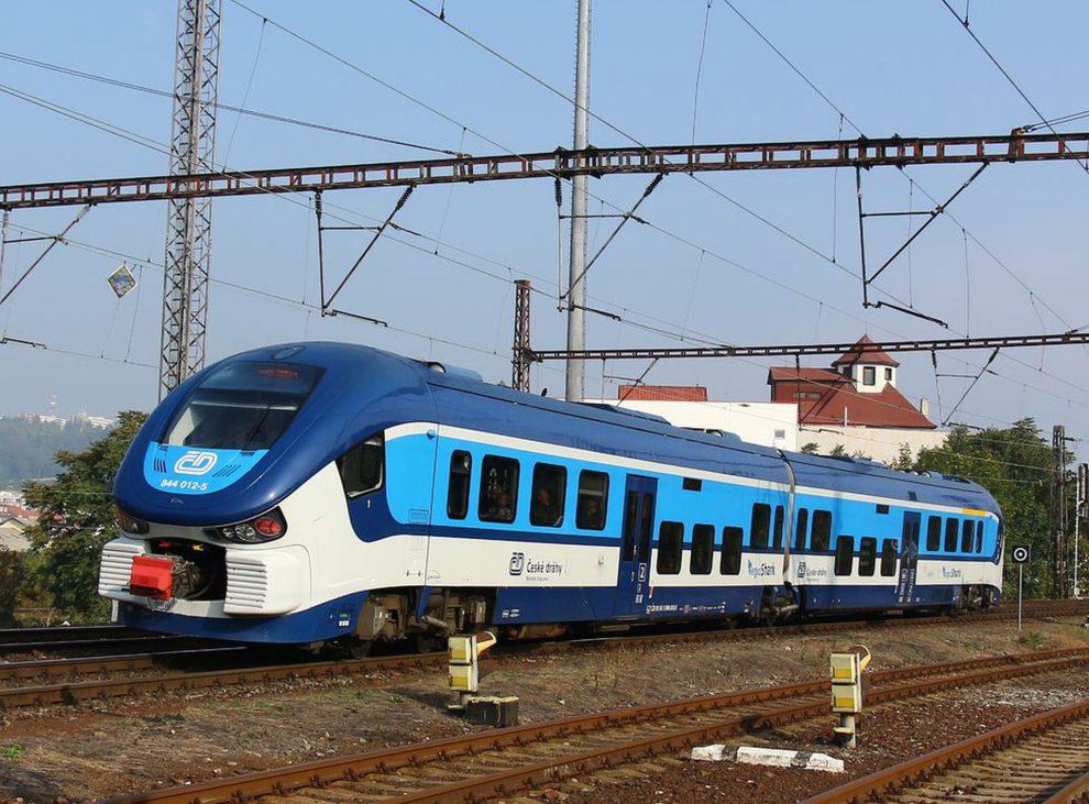 Jednotka RegioShark v Praze. Foto: Ropid