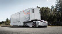 Koncept samoříditelného kamionu Volvo Vera. Foto: Volvo Trucks