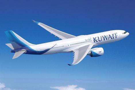 Airbus A330-800neo v barvách Kuwait Airways. Foto: Airbus