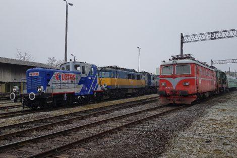 Lokomotiva 140.052-2 (Bobina) míří z Polska do služeb firmy Arriva vlaky. Autor: Jan Paroubek