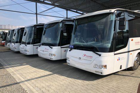 Nové autobusy SOR pro Transdev. Autor: Transdev
