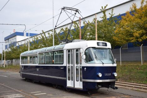 Tramvaj T3 Coupe. Autor: DPP