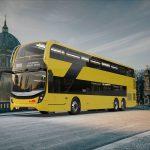Vizualizace nového autobusu Enviro500 pro Berlín. Foto: Alexnader Dennis