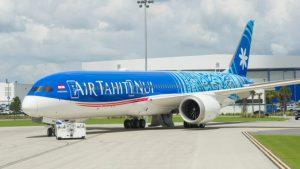 Boeing 787-9 v barvách Air Tahiti Nui. Foto: Boeing